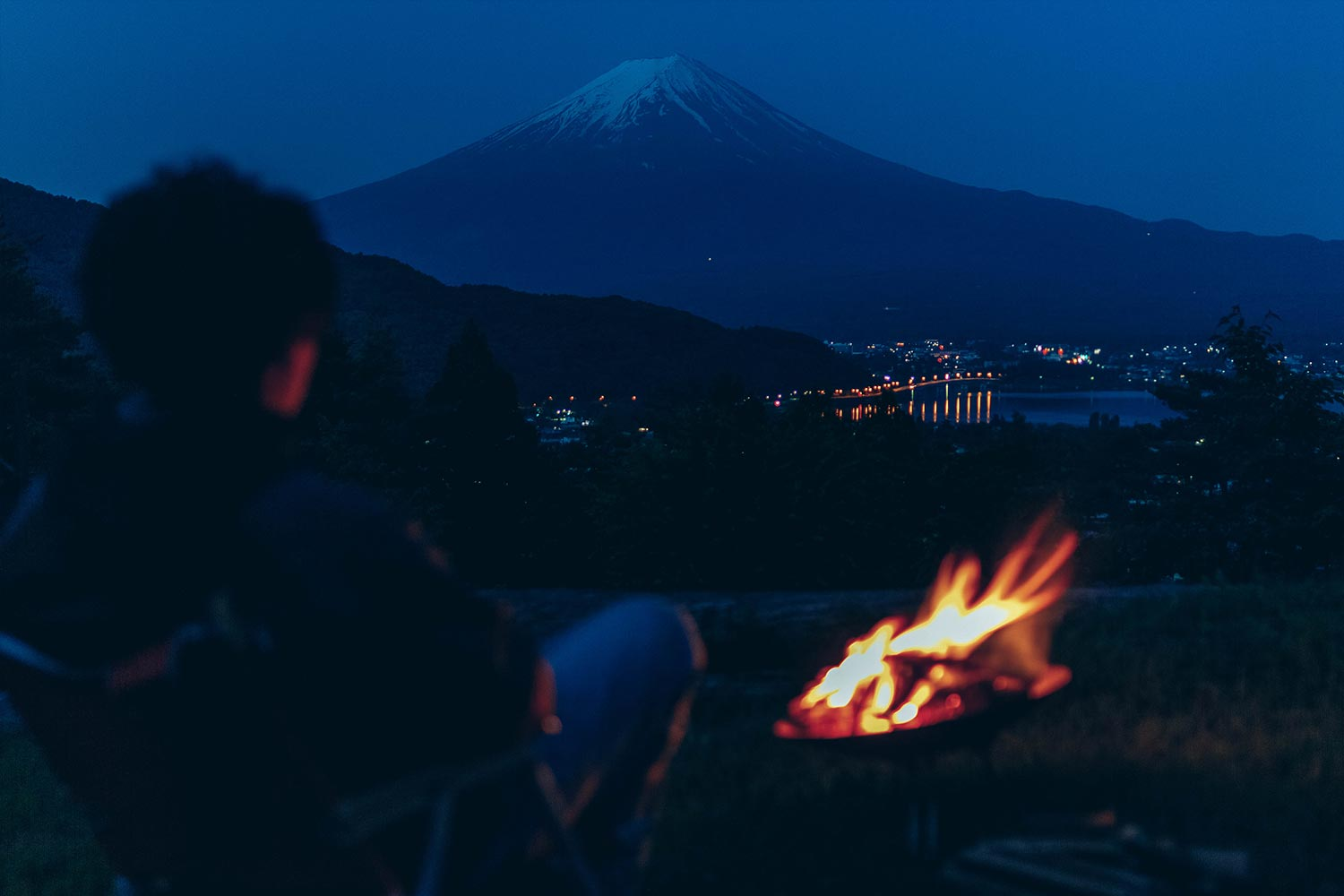 >Mt.Fuji Auto camp site