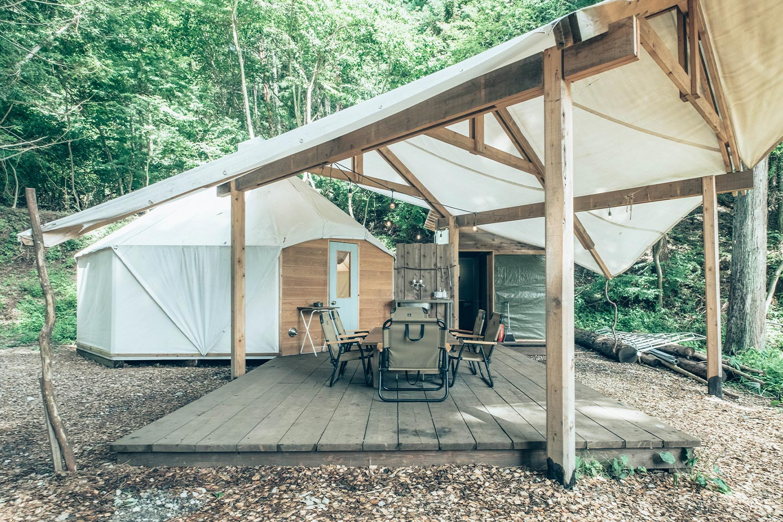 Pao yurt